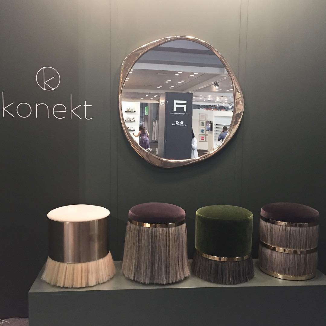 Top 5 Luxury Furniture Brands at ICFF 2017 luxury furniture brands Top 5 Luxury Furniture Brands at ICFF 2017 Konekt1