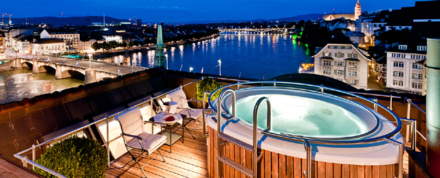 Art Basel Switzerland - Top hotels in basel - Grand Hotel Les Trois Rois art basel switzerland Planning the Perfect Trip to Art Basel Switzerland Les Trois Rois 04