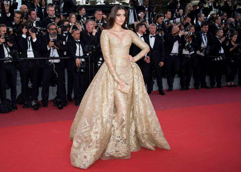 Over-the-Top Fashion at the 70th Cannes Film Festival