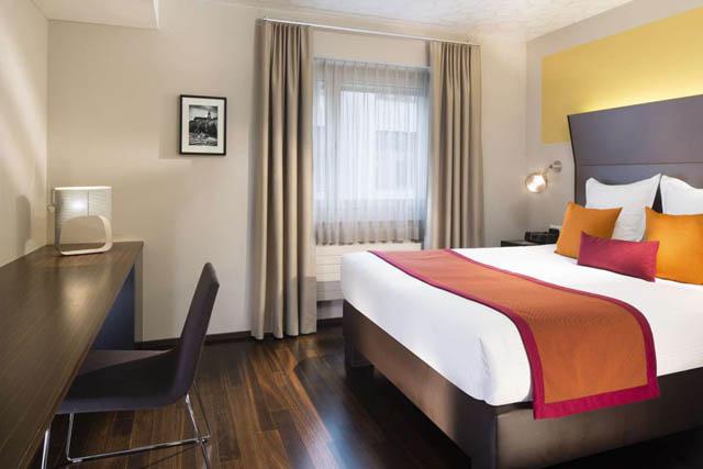 Art Basel Switzerland - Top hotels in basel - Hotel D Basel art basel switzerland Planning the Perfect Trip to Art Basel Switzerland deluxe hoteld basel center