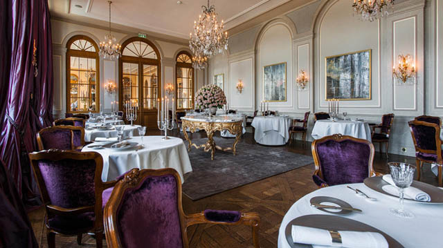 Top restaurants in basel - Cheval Blanc by Peter Knogl art basel switzerland Planning the Perfect Trip to Art Basel Switzerland resized  origimage 672699