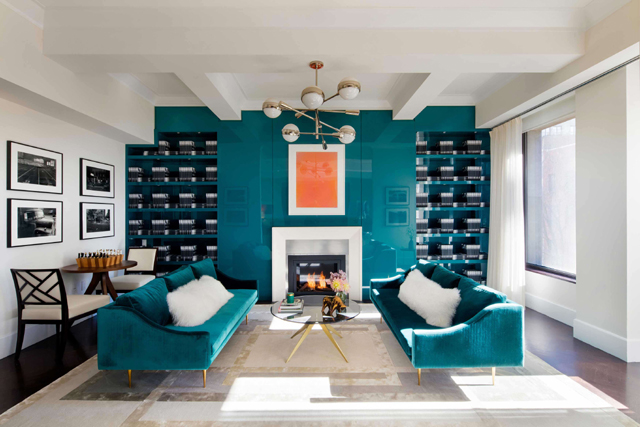 Glamorous Living Rooms by New York City's Top Interior Designers - Nicole Fuller Interiors top interior designers Glamorous Living Rooms by 10 of New York City's Top Interior Designers 3 Nicole Fuller