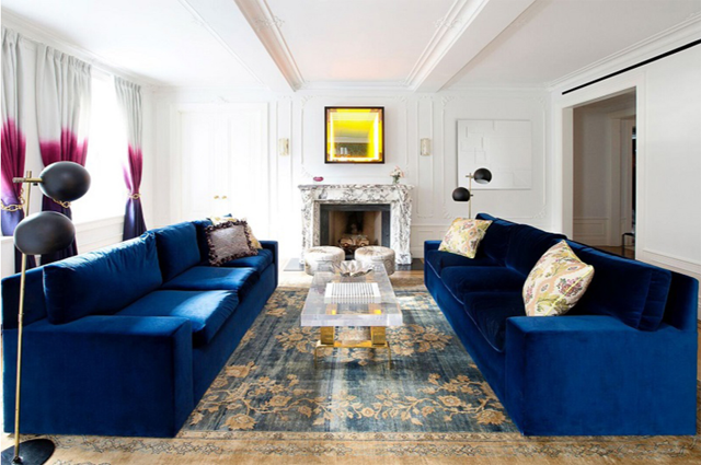 Glamorous Living Rooms by New York City's Top Interior Designers - Fawn Galli Interior Design top interior designers Glamorous Living Rooms by 10 of New York City's Top Interior Designers 4 Fawn Galli