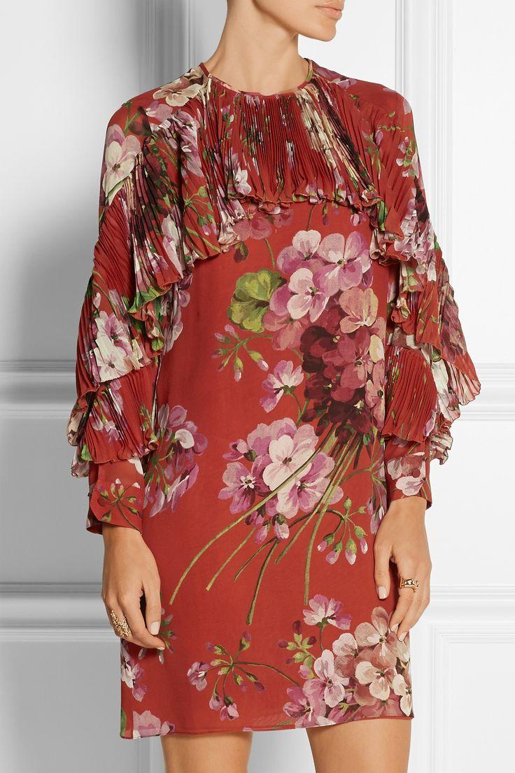 gucci brick printed silk georgette mini dress, 4th of July outfit picks by KOKET 4th of july outfit Chic 4th of July Outfit Ideas by KOKET b5fb9ccdf46e0ade110e4481da05bd0e