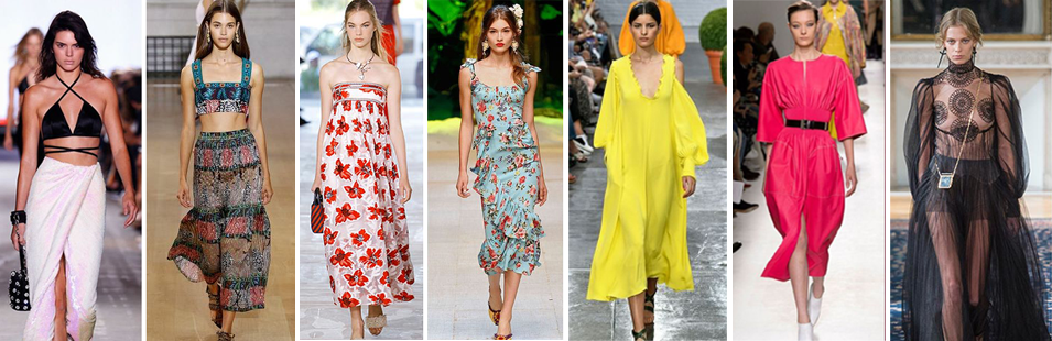 2017 Fashion Trends: Summer Is Here! Is Your Wardrobe Ready?