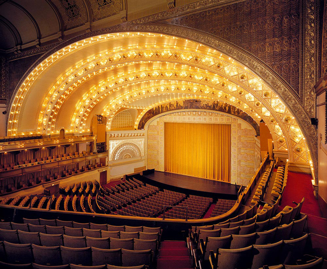 BOLD Summit - Business of Luxury Design Conference - Auditorium Theatre Downtown Chicago