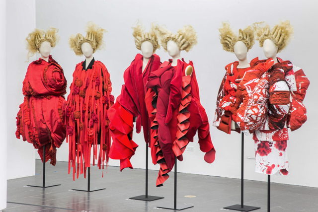 12 Fashion Exhibitions to Visit in 2017: Rei Kawakubo / Comme des Garçons: Art of the In-Between at The Met Fifth Avenue fashion exhibition 12 Fashion Exhibitions to Visit in 2017 rei kawakubo met museum 9