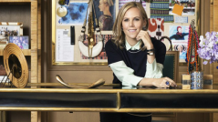 Women Empowerment: Tory Burch, Tory Burch Foundation, preppy-bohemian style, fashion designer, american lifestyle brand