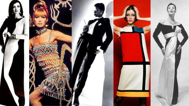 12 Fashion Exhibitions in 2017: Yves Saint Laurent: The Perfection of Style fashion exhibition 12 Fashion Exhibitions to Visit in 2017 yslHaute