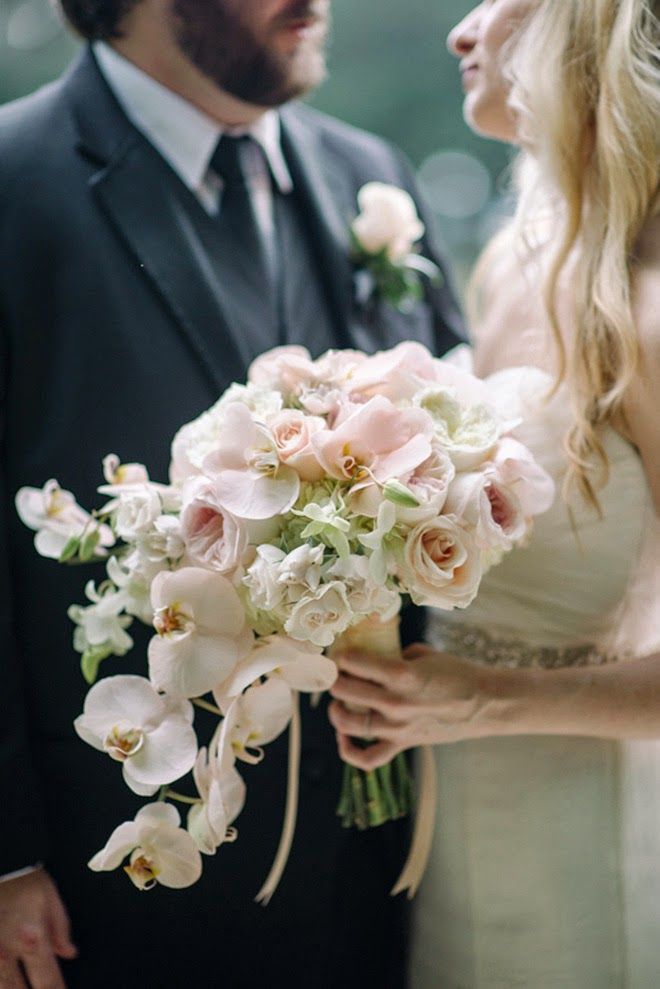 wedding bouquets, bridal, white orchids orchid bouquet 10 Amazing Orchid Bouquets 11dd1936dc9e0d5c34551430e79838a5 orchid bouquet wedding bridal bouquets