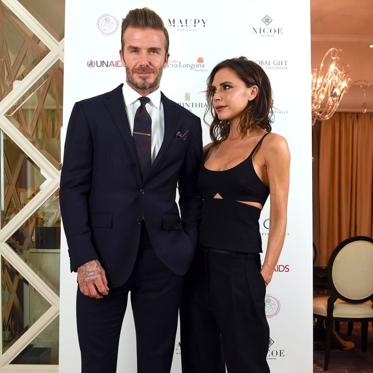 Victoria Beckham and David Beckham, power couple - Women Empowerment