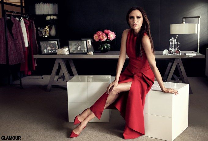 Victoria Beckham, empowering women, fashion icon, luxury furniture - Women Empowerment