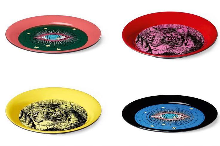 Gucci Home Decor Collection: Gucci Decor - Gucci Dinnerware, designer dinnerware, gucci plates gucci home decor Gucci Home Decor Line, Gucci Décor, Coming This Fall! 967b56c16e00a54d2d5785e3e05da458