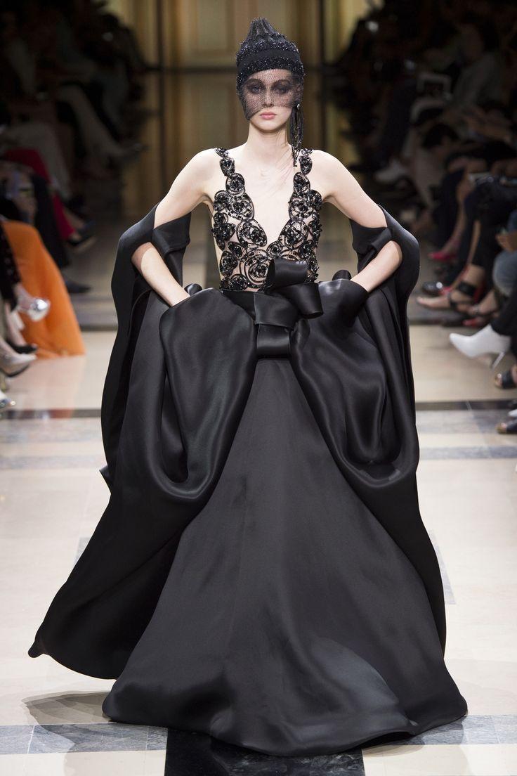 Armani Privé Fall 2017, fashion trends fall 2017