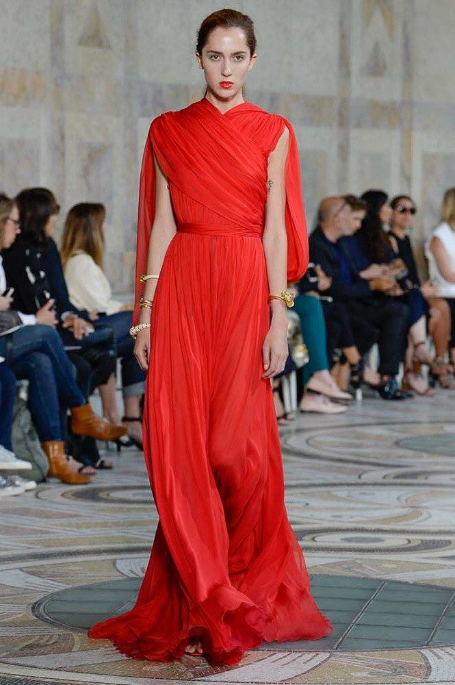 Giambattista Valli Fall 2017, fashion trends fall 2017 haute couture paris fashion week 2017 Top Fashions from the Haute Couture Paris Fashion Week 2017 Giambattista Valli Fall 2017 Couture Fashion Show3