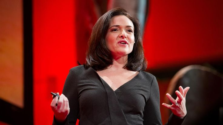 "Sheryl Sandberg TED Talk - ""Why we have too few women leaders"" - Women Empowerment - Empowering women in the workplace - Women in the c-suite"