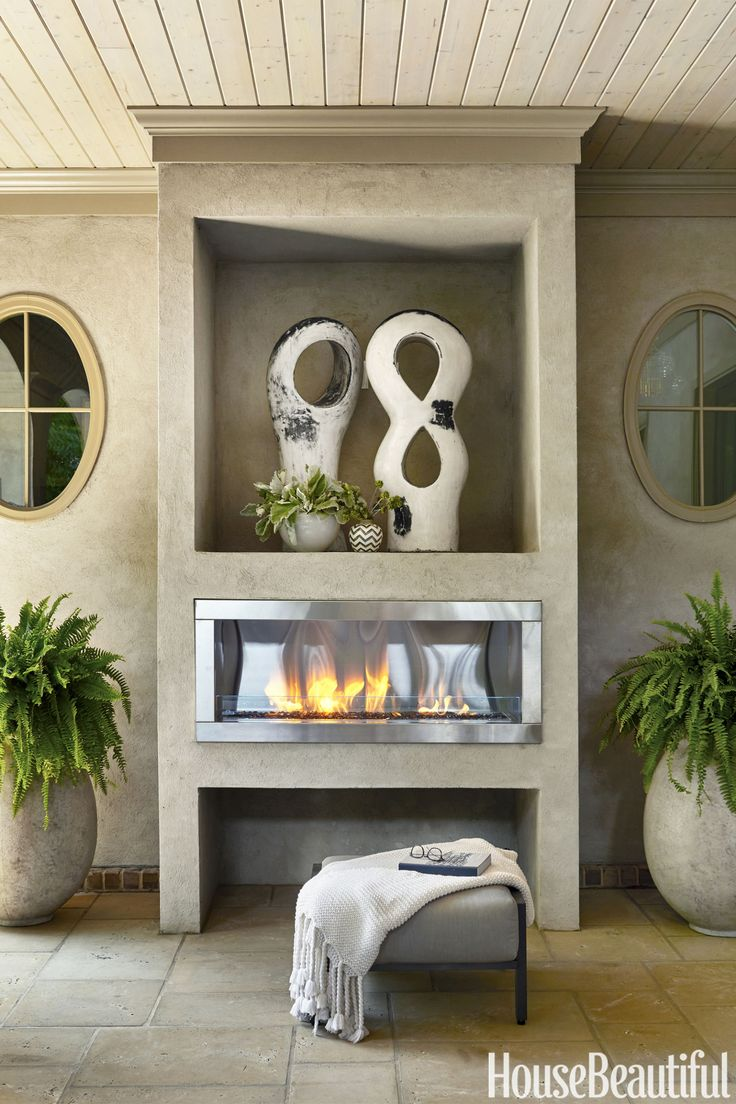 Outdoor Entertaining Ideas, outdoor fireplaces, outdoor gas fireplaces, throws, outdoor accessories, luxury furniture by koket outdoor entertaining area 12 Fabulous Outdoor Entertaining Areas f4c16c51d035c06550ef0f68106cf233 gas fireplaces outdoor fireplaces