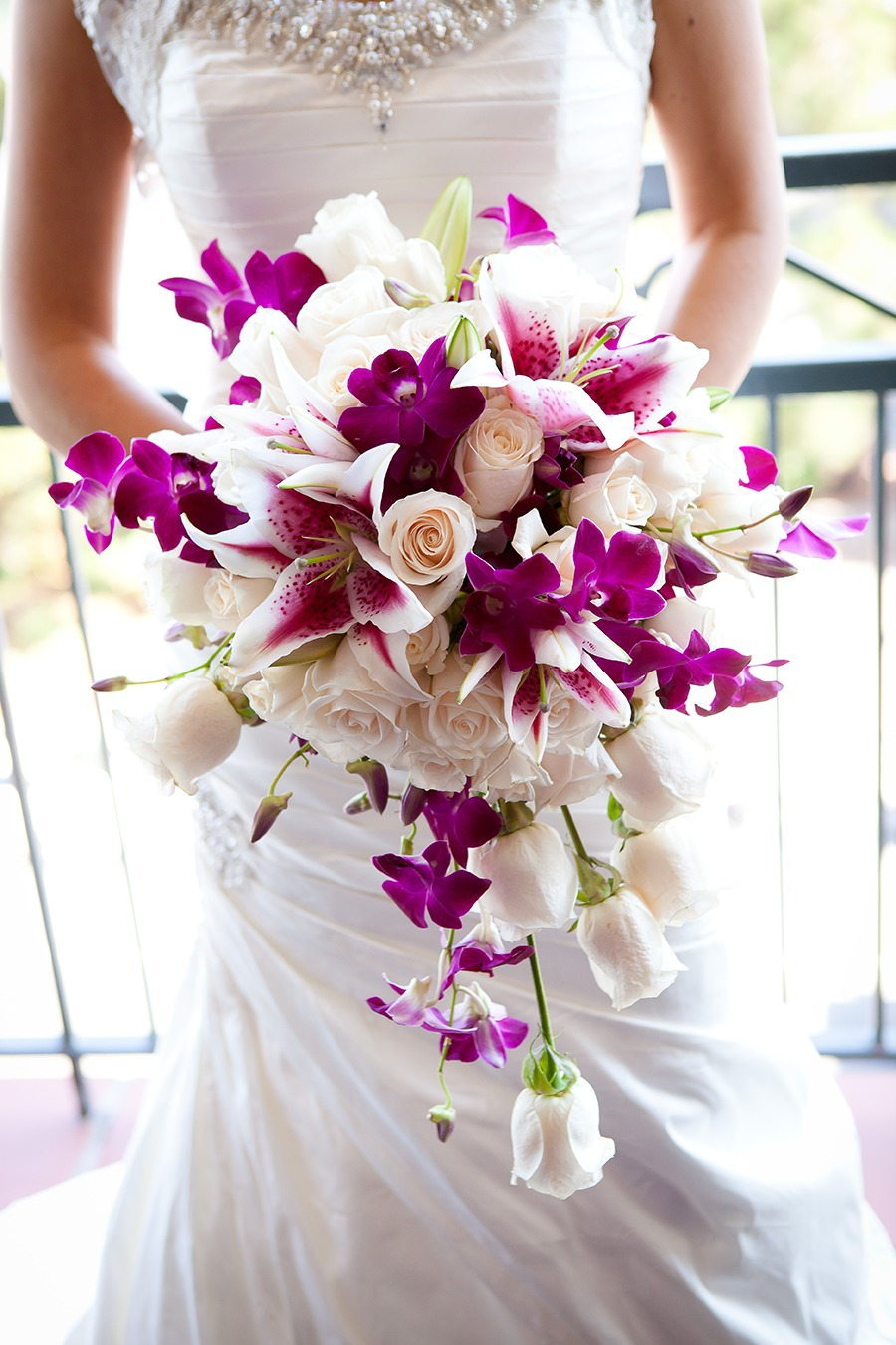 10 Amazing Orchid Bouquets Love Happens Blog