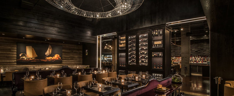 GT Prime Chicago - Interior design by Studio K, Karen Herold, best restaurants in chicago, top restaurant designers