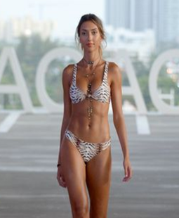 Miami Swim Week 2017: ACACIA - Runway - July 2017 - FUNKSHION Swim Fashion Week