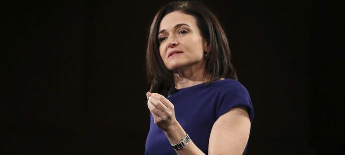 Women Empowerment - Sheryl Sandberg - Facebook COO