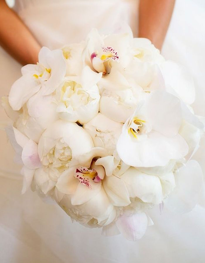 wedding bouquets, bridal, white orchids orchid bouquet 10 Amazing Orchid Bouquets orchid wedding bouquets 14 09212015 km