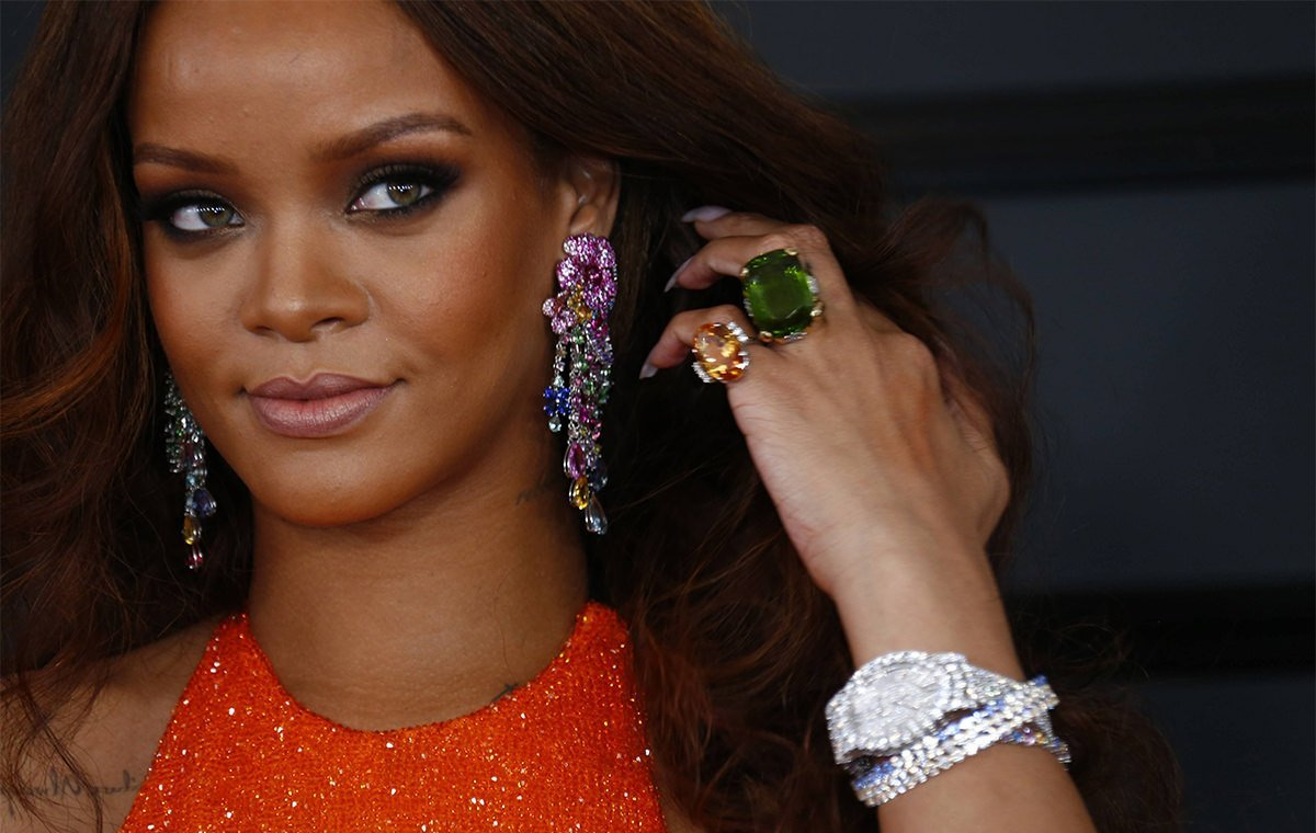 rihanna loves chopard koket loves rihanna chopard