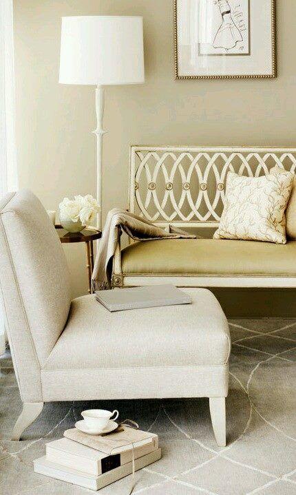 Barbara Barry - Tufenkian Carpet, Visual Comfort Floor Lamp, Baker  Furniture barbara barry Women