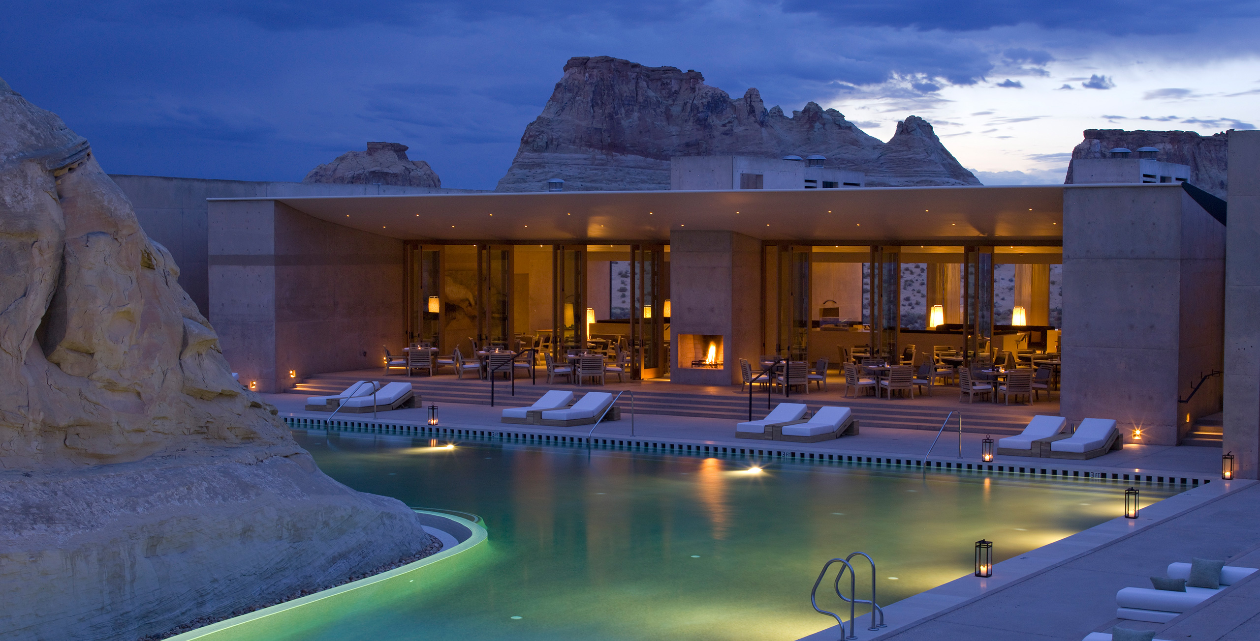 Top Luxury Hotels in America - Amangiri - Canyon Point, UT - top remote resorts in usa Top Luxury Hotels in America Top Luxury Hotels in America for the Perfect End of Summer Getaway Amangiri Canyon Point UT 2