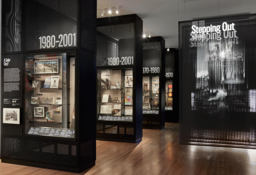Museum Exhibitions in NYC - NEW YORK AT ITS CORE: 400 YEARS OF NYC HISTORY Where: Museum of the City of New York - New York art exhibits - exhibits about new york city