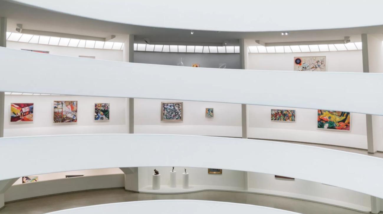 Museum Exhibitions in NYC - VISIONARIES: CREATING A MODERN GUGGENHEIM Where: The Guggenheim - art installation nyc, art exhibit nyc