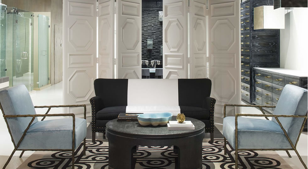 Commercial Project by Denise McGaha Interiors - Top Interior Designers - Texas - luxury furniture - Image: Piassick Photography