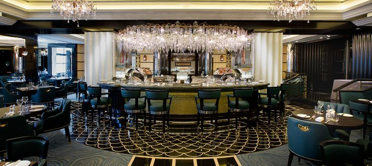 Best Restaurants in London - Top London Hotels - Kaspar's Bar and Grill at The Savoy Hotel London