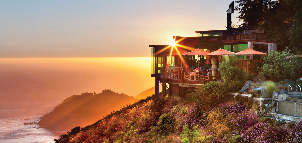 Top Luxury Hotels in America - Post Ranch Inn - Big Sur, CA - Remote resorts Top Luxury Hotels in America Top Luxury Hotels in America for the Perfect End of Summer Getaway Post Ranch Inn Big Sur CA 2