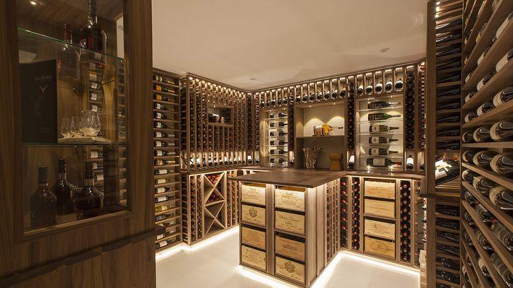 Sorrells Custom Wine Cellars-custom-wine-cellar-made-with-walnut-cambridge