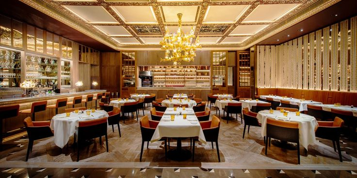Best Restaurants in London - Top London Hotels - The Grill at The Dorchester