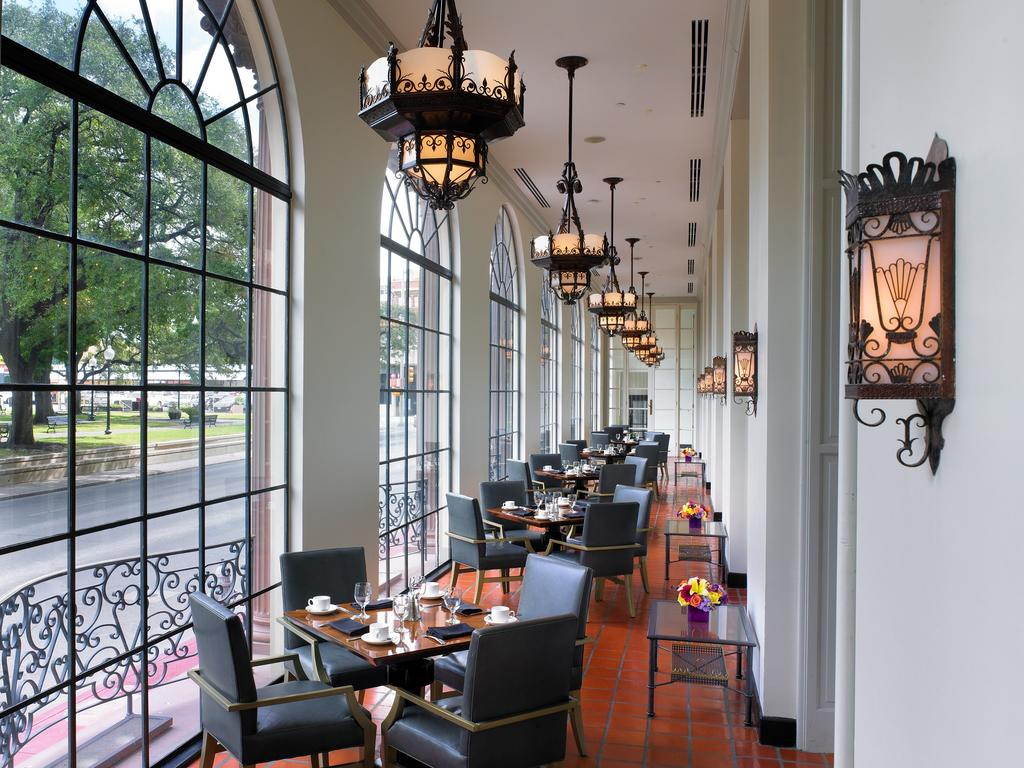 Top Luxury Hotels in America - The St. Anthony - Rebelle Restaurant - San Antonio, TX - best hotels in san antonio - best restaurants in san antonio Top Luxury Hotels in America Top Luxury Hotels in America for the Perfect End of Summer Getaway The St