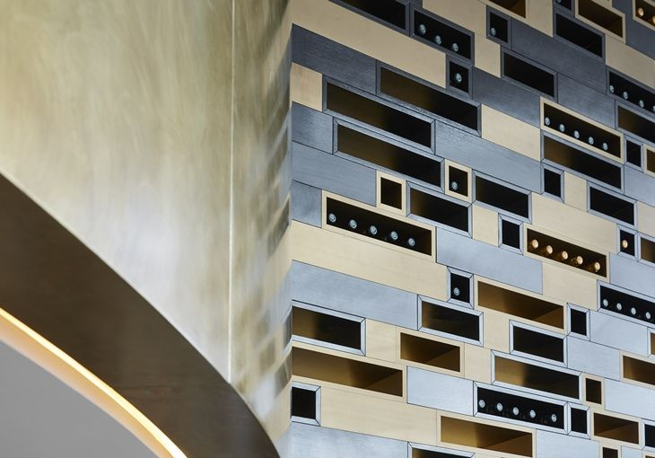 The Wine Palace by Humbert & Poyet-Wine Cellar Design-Wine Storage