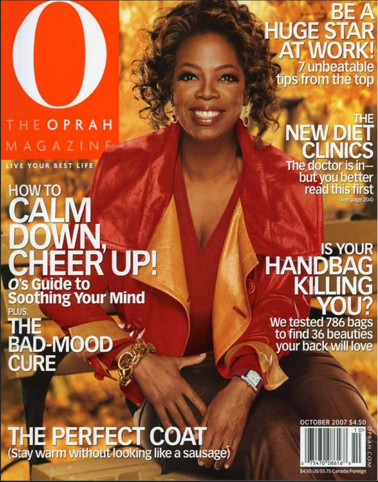 Women Empowerment - O The Oprah Magazine