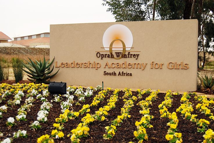 Women Empowerment - The Oprah Winfrey Leadership Academy for Girls - South Africa