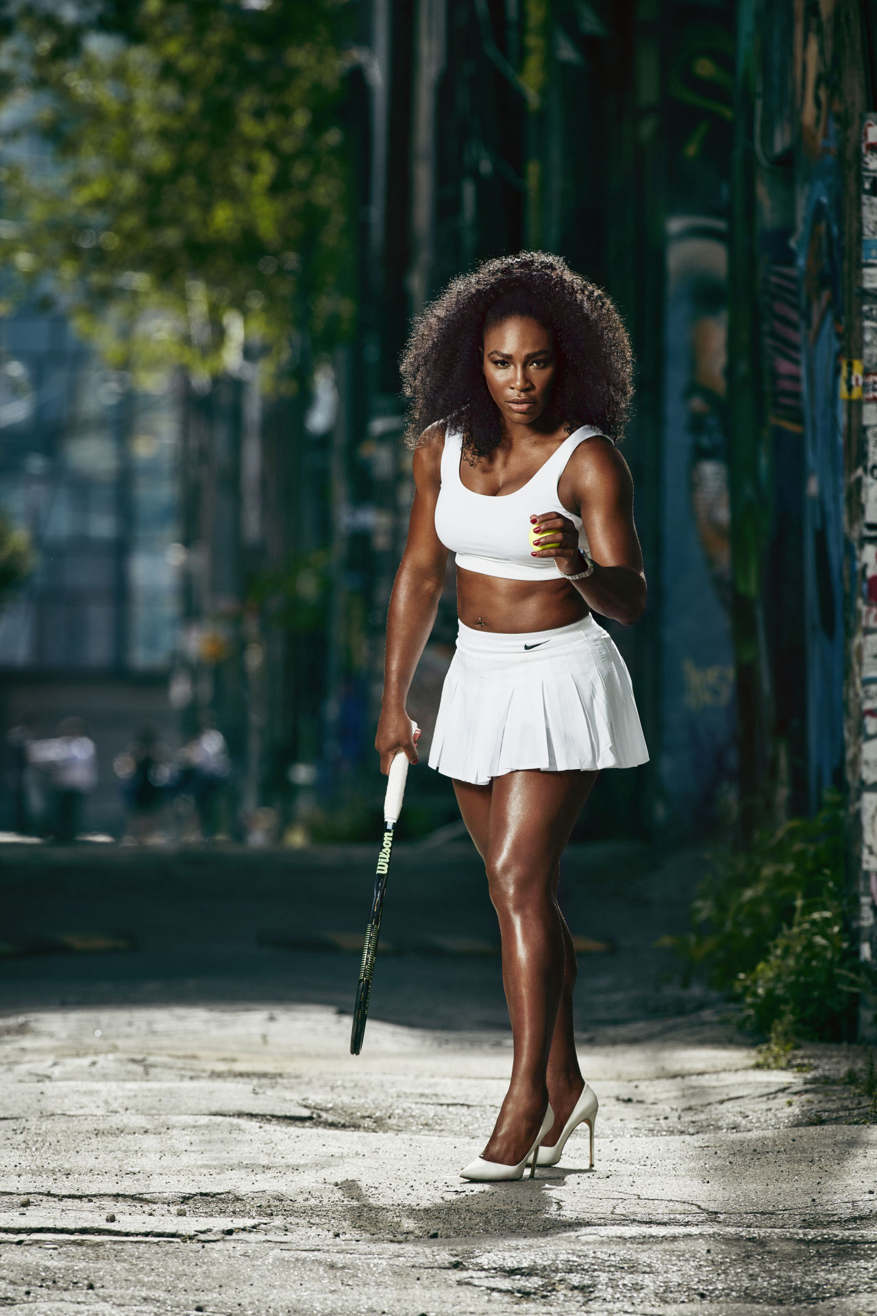 Women Empowerment - Black Women's Equal Pay Day: Serena Williams Sports Illustrated Cover black women's equal pay day Women Empowerment: Serena Williams and Black Women's Equal Pay Day b5149c875ff9786ada48c61787ad3716