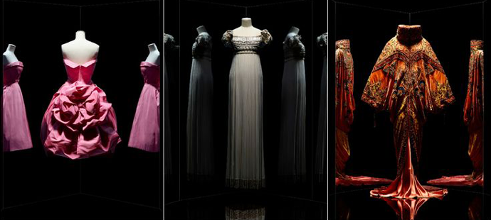 70th Anniversary of the House of Dior: Christian Dior, Couturier du Rêve at the Musée des Arts Decoratifs, fashion exhibit, paris fashion icon, museum exhibit on fashion, dior history