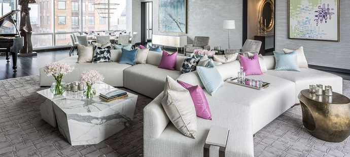 Top NYC Interior Designers: 25 of The Best Firms in New York City