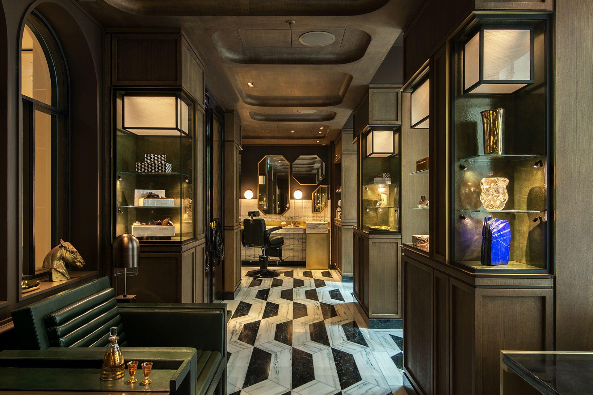 Tristan Auer - Maison & Objet Designer of the Year 2017 - Hotel de Crillon France tristan auer Tristan Auer: Maison & Objet 2017 Designer of the Year & Car Tailor 1 5