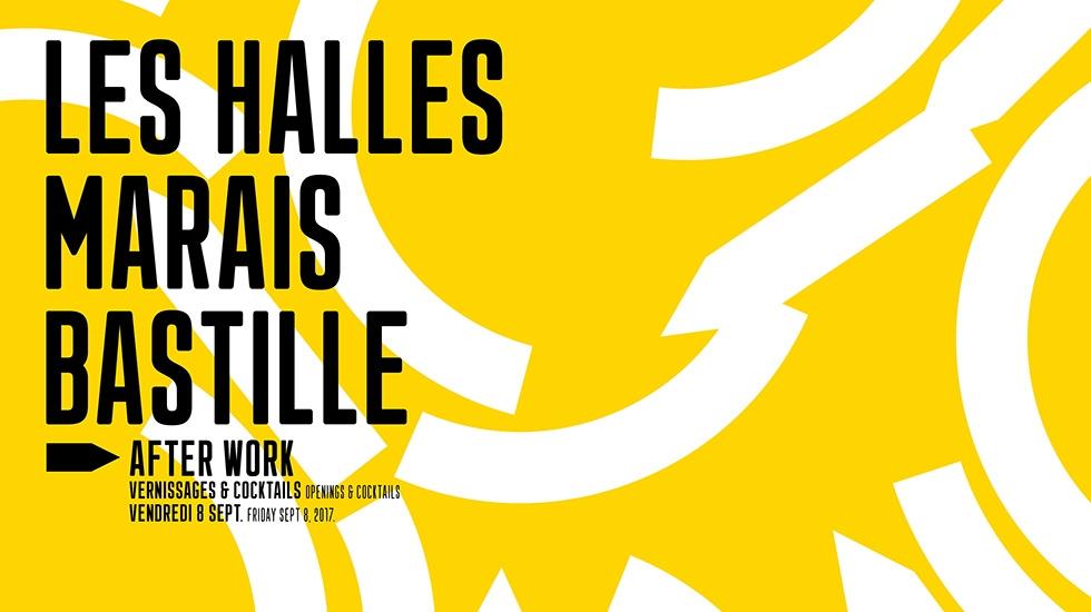 Le Halles Marais Bastille - Paris Districts - Top Places to Visit during Paris Design Week and Maison et Objet 2017