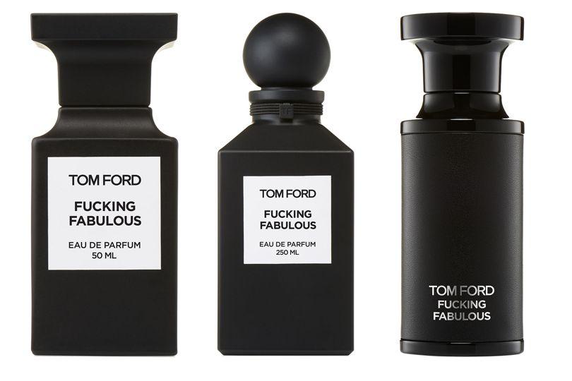 Tom Ford Fucking Fabulous - New Tom Ford Perfume - New York Fashion Week 2017 - Tom Ford Spring/Summer 2018 Tom Ford Fucking Fabulous Tom Ford Fucking Fabulous! 810