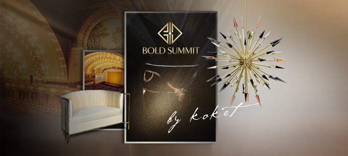 BOLD Summit Interior Design Conference - Janet Morais KOKET