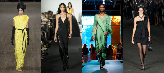 Top Looks from New York Fashion Week 2017