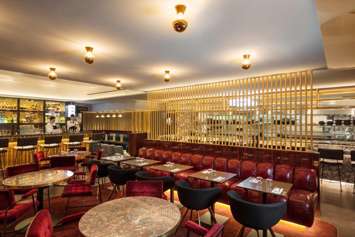 Le Drugstore - Publicis Drugstore - Top Places to Visit During Paris Design Week - Best restaurants in Paris