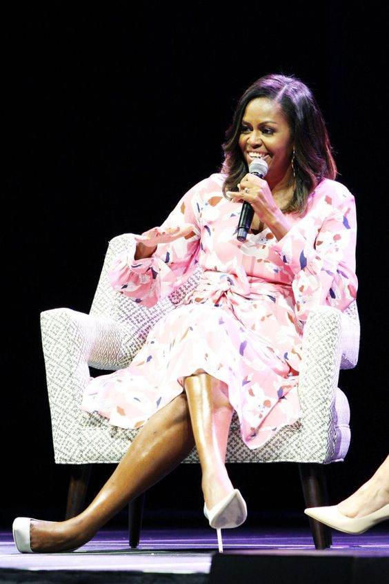 Women Empowerment: Michelle Obama Education - United State of Women Summit